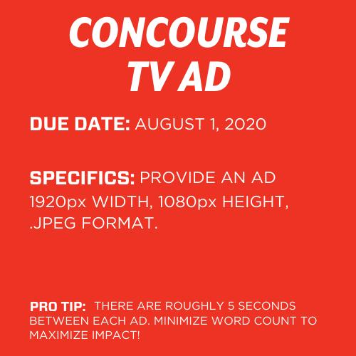 Concourse TV Ad
