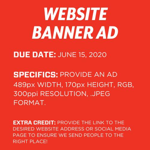 Website Banner Ad