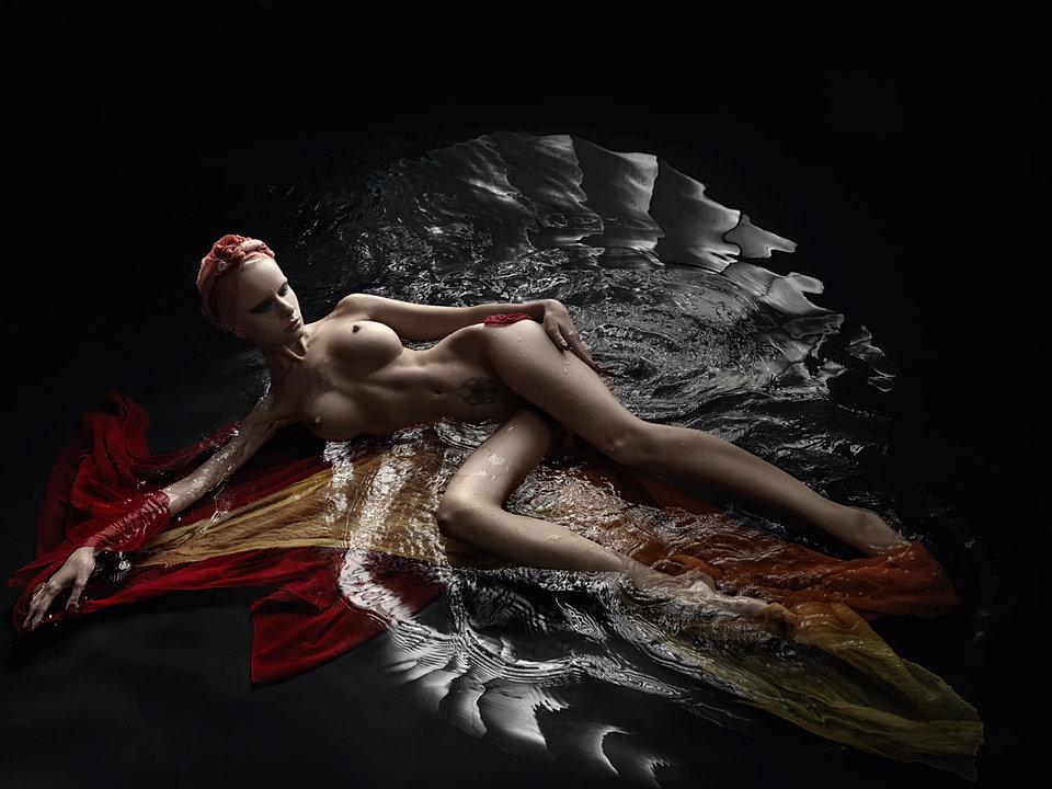 эротические фантазии фотохудожников водил