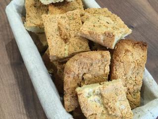 Grain-Free, Gluten-Free Focaccia Bread