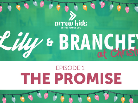 E1 | The Promise | Lily & Branchey at Christmas