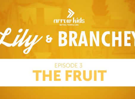 E3 | The Fruit | Lily & Branchey