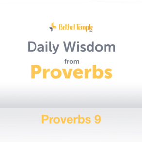 Proverbs 9 | Daily Wisdom from Proverbs