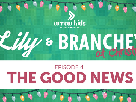 E4 | The Good News | Lily & Branchey at Christmas