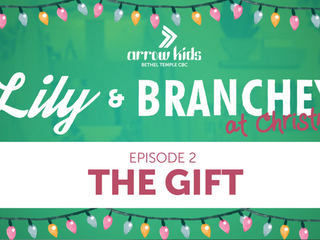 E2 | The Gift | Lily & Branchey at Christmas