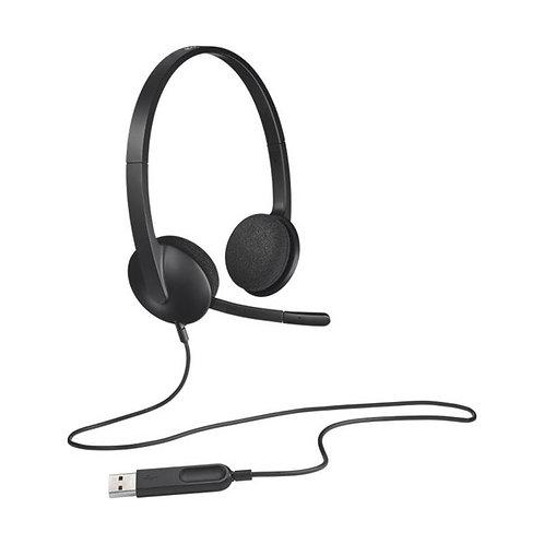 LOGITECH DIADEMA USB H340 AUDIO DIGITAL