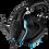 Thumbnail: LOGITECH DIADEMA G635 LIGHTSYNC 7.1 PARA JUEGOS