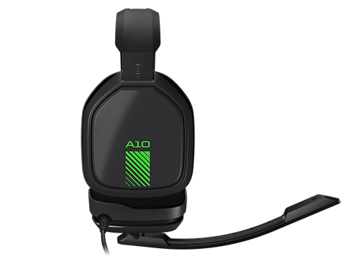 ASTRO DIADEMA A10 NEGRO-VERDE PS4, PC-MAC, XBOX
