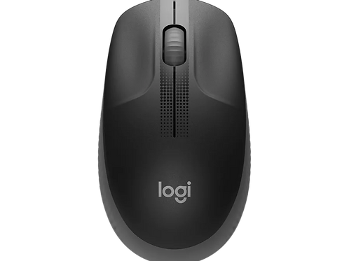 LOGITECH M190 MOUSE INALAMBRICO COLOR NEGRO