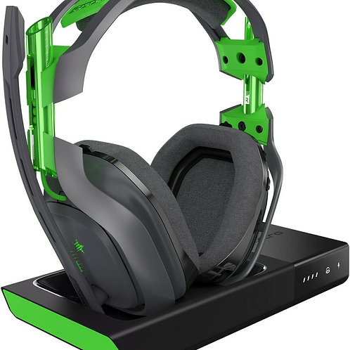 ASTRO A50 AUDÍFONOS INALÁMBRICOS + ESTACIÓN BASE XBOX ONE