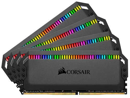 CORSAIR MEMORIA DOMINATOR PLAT. RGB 16GB (2X8GB) DDR4 3600MH