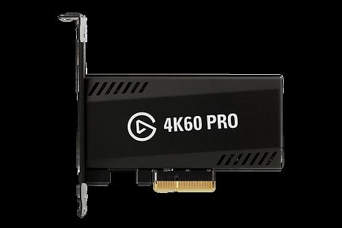 EL GATO CAPTURADORA DE VIDEO 4K60 PRO Y  HDR PCIE
