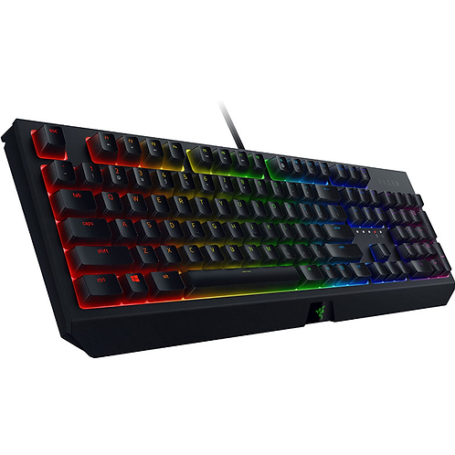RAZER TECLADO BLACKWIDOW MECANICO RGB SWITCH GREEN