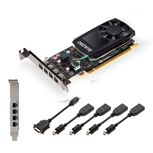 Copia de PNY NVIDIA TARJETA DE VIDEO QUADRO P1000 V2 4GB GDDR5