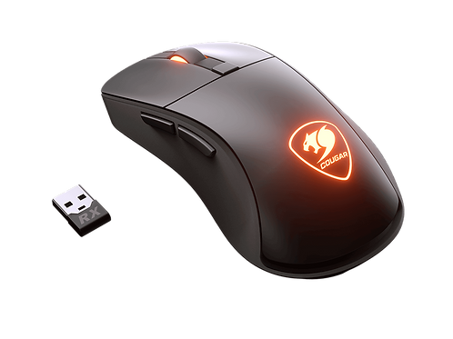 COUGAR MOUSE SURPASSION RX INALAMBRICO NEGRO GAMER