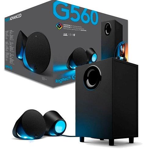 LOGITECH  G560 PARLANTES LIGHTSYNC PARA JUEGOS EN PC