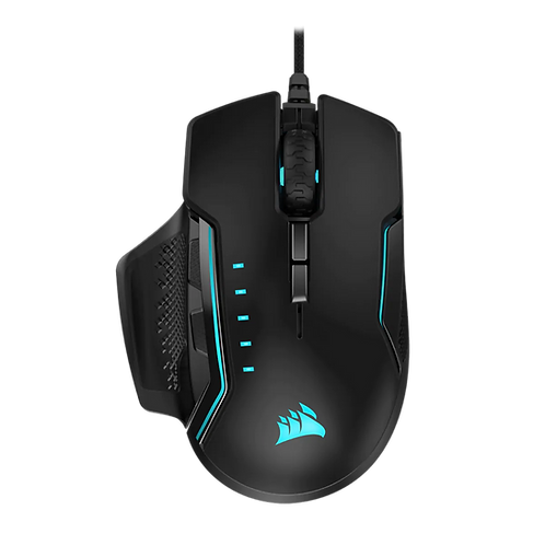 CORSAIR MOUSE GLAIVE RGB PRO GAMER
