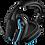 Thumbnail: LOGITECH DIADEMA G935 INALAMBRICA SONIDO ENVOLVENTE 7.1 Y LIGHTSYNC