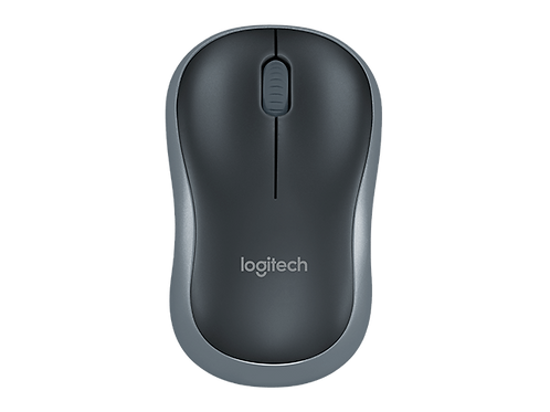 LOGITECH M185 MOUSE INALAMBRICO COLOR  NEGRO