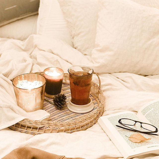 A list of hygge approved things you can do to get your mind and body ready for bed.