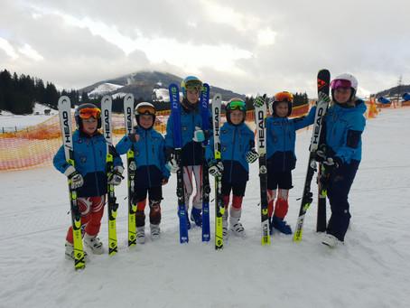 Steirische Kinderrennen und SalzburgMilch Kids Cup Teichalm | 02.02. - 03.02.2019