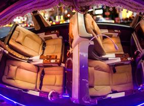 Xe ghế nằm SkyBus Gold