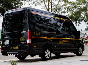 Skybus SVL xe khách ghê nằm hạng sang limousine vip
