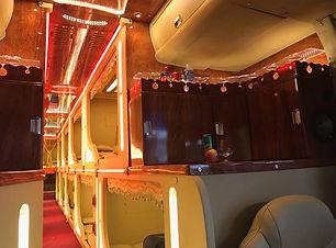 Skybus 20 cabins - Xe khách giường nằm hạng sang limousine vip