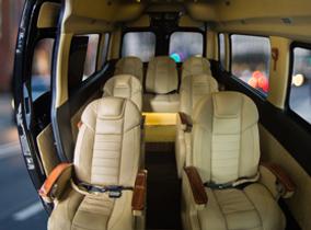 Xe ghe nam VIP Skybus