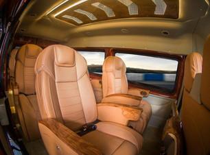 Skybus EVL Xe khách hạng sang limousine vip