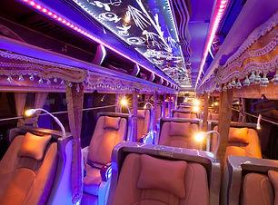 Skybus Gold - Xe khách giường nằm hạng sang limousine vip