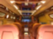 Skybus Infinity xe khách limousine VIP