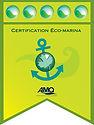 Certfication Éco-Marina - 5 gouttes
