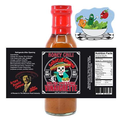Honey Chili Salad Dressing - 12 oz.