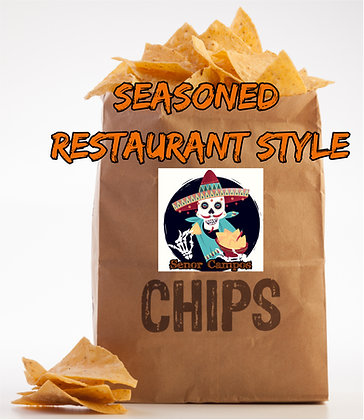 Tortilla Chips - RESTAURANT STYLE- BEST SELLER! 13 oz.