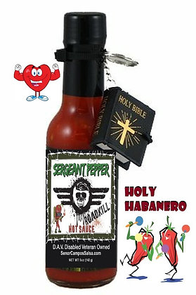 Holy Habanero by SERGEANT PEPPER