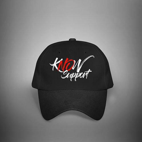 """Know Support"" Dad Hat"
