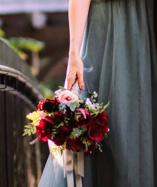 Wedding Bouquet Hamilton