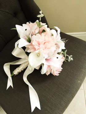 Wedding Bouquet Hamilton
