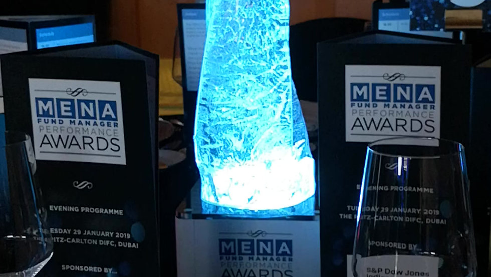 MENA Golf Awards One and Only