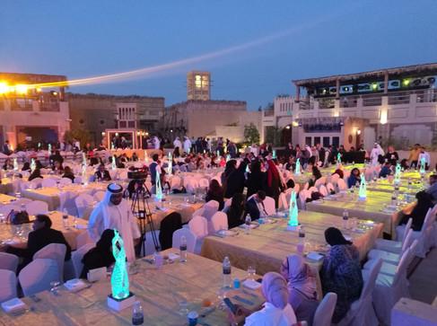 Qasr Al Sultan hotel at Dubai Parks Reso