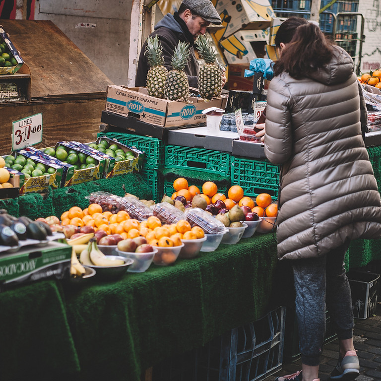 Bauernmarkt in Alland
