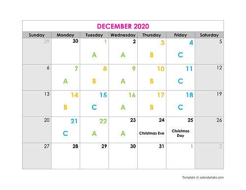 24Q102_Revised2020CalendarGroupDays_Dec.