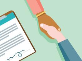 Assinatura de Contrato - Cuidados a Serem Tomados