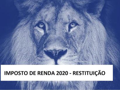IMPOSTO DE RENDA: Receita paga restituição do lote residual nesta segunda, dia 30/11.
