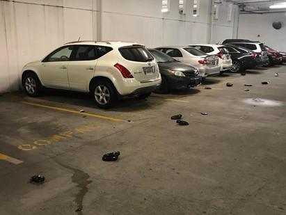 Mercado deve indenizar cliente que caiu em bueiro de estacionamento