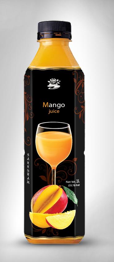 Один из линейки фруктовых соков