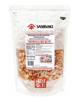 Okonomiyaki & Takoyaki Hanakatsuo 100g.j