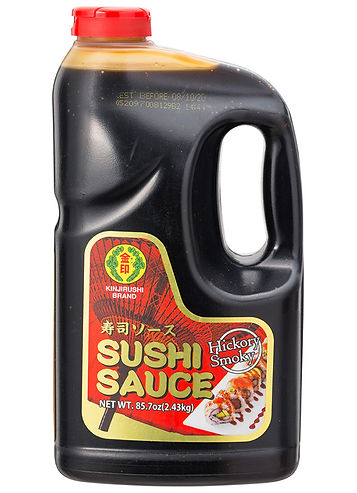 WJO-85 SUSHI SAUCE  WITH HICKORY & SMOKY