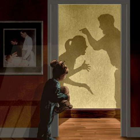 Protect Our Children and Their Future: Report Domestic Violence